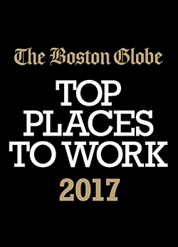 The Boston Globe Top Places To Work 2017