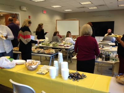 November 2014 - Chili Cook-off