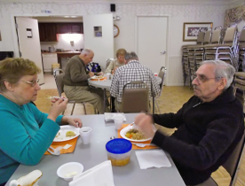 Chimney Hill Meals Program - Loretta and Gerald Laliberte