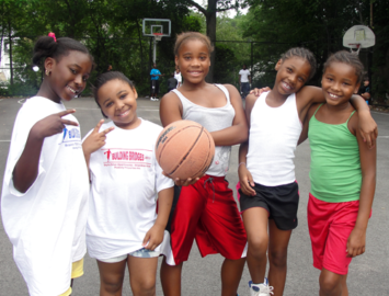 Building Bridges Youth Basketball Program - Braintree Village and Skyline Drive Apartments