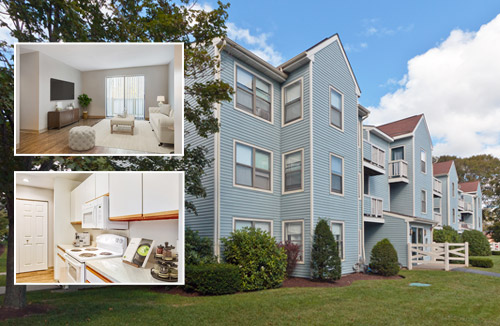 Peabody Properties' 840 County in Taunton named a Community of Excellence by Mid-America Apartments (MAA)