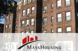 MassHousing Completes $2.5 Million Refinancing of Downtown Lowell Affordable Housing Community