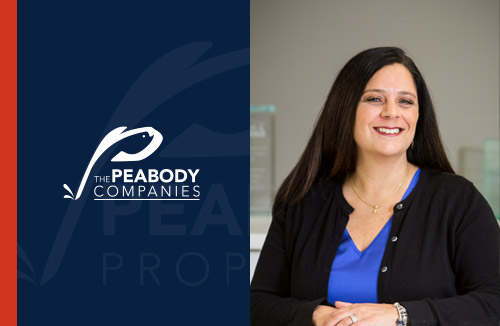 The Peabody Companies promotes Teresa Zingales to Director of Portfolio Operations