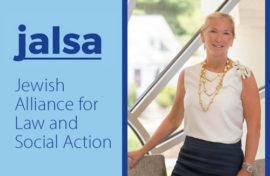 The Peabody Companies' CEO Karen Fish-Will Received Distinguished Leadership Award from JALSA