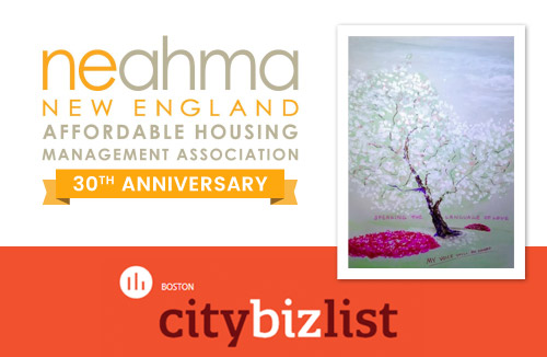Peabody Properties Announces Winners of New England Affordable Housing Management Association Poster Contest
