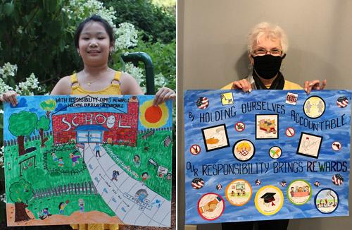 NAHMA's Annual AHMA Drug-Free Kids Poster and Art Contest