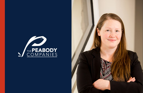 The Peabody Companies Promotes Sarah Marples to Controller